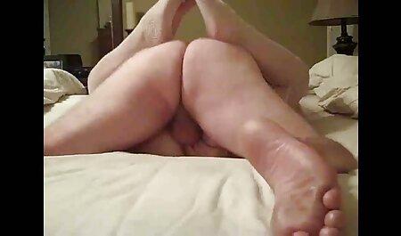 مقعد و facialized بر روی فیلم سکسی مادر حشری نیمکت