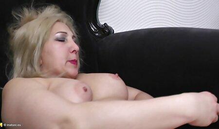 دلبر, سکس فوق حشری زیبا, لباس زیر خشنود مرد او را در اتاق خواب