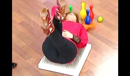دختر با دیک بزرگ, موهای قهوه ای سكسي حشري